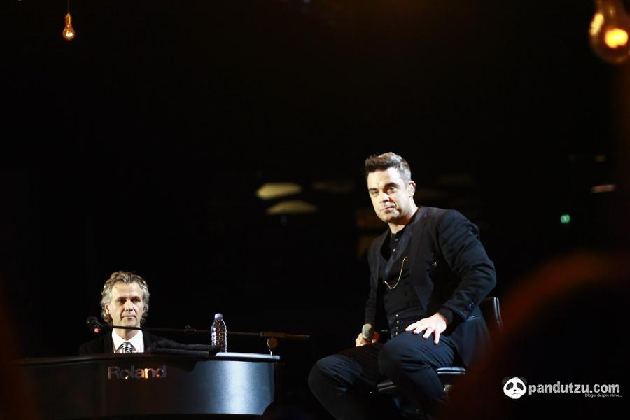 Robbie Williams @ The 02 41