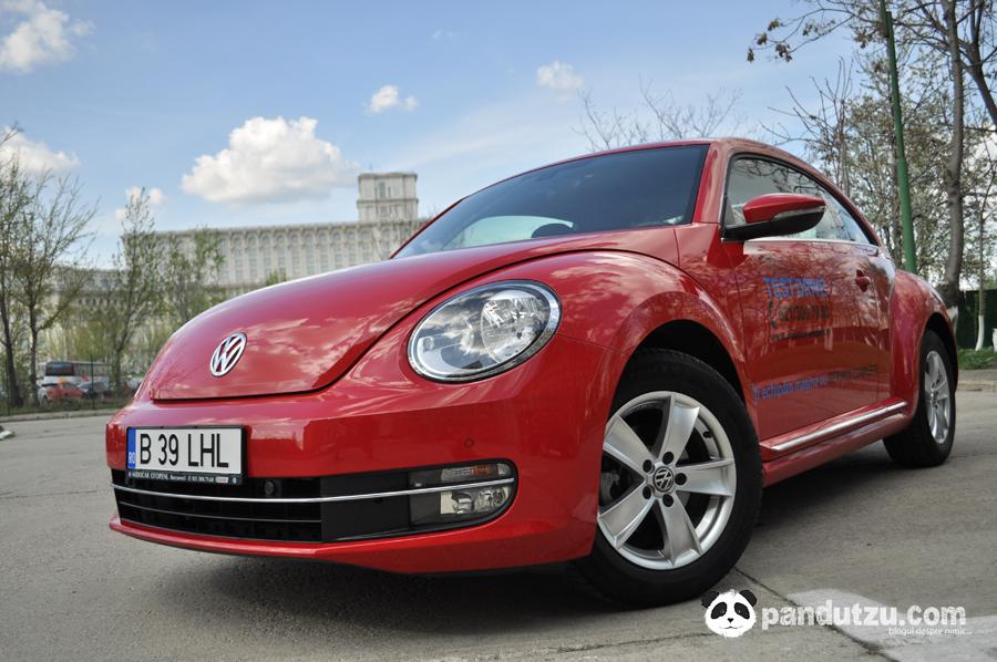 #ziualupandutzu VW Beetle 2012 08