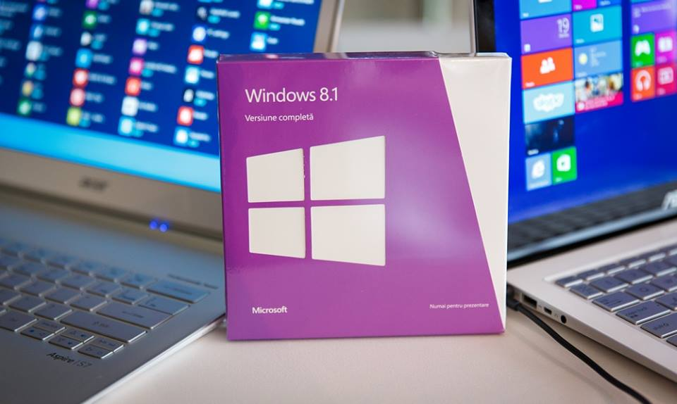 Windows 8.1 retail