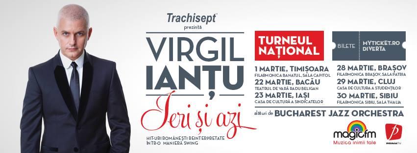 Turneu Virgil Iantu - Ieri si Azi