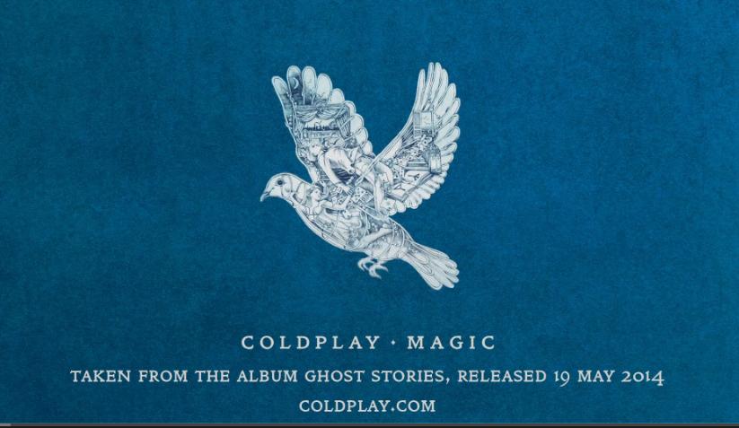 coldplay - magic