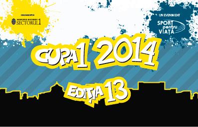 Cupa 1 - 2014