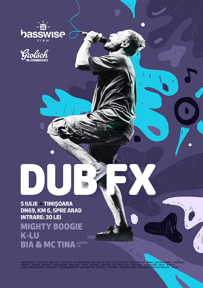 Dub Fx - timisoara
