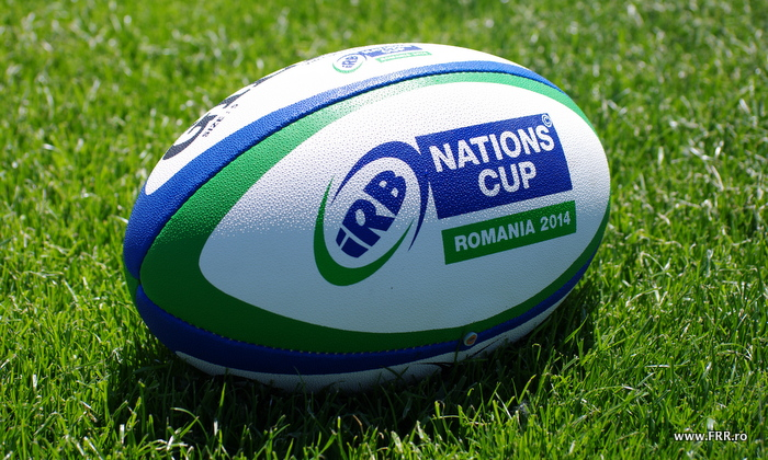 IRB Nations Cup 2014