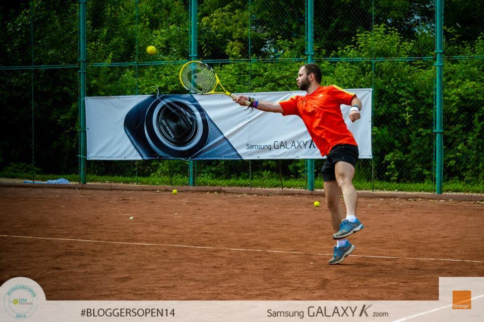 Pandutzu la tenis