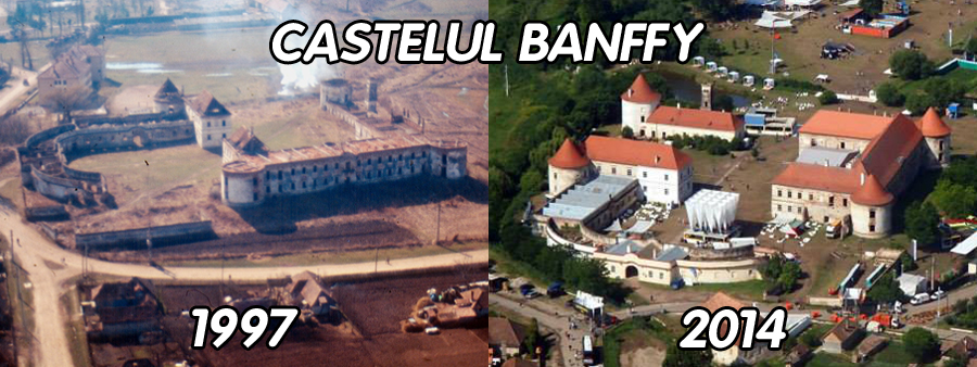castelul banffy - 1997-2014