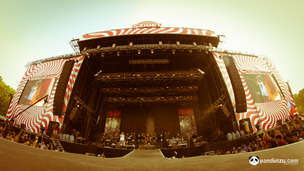 Sziget Festival 2014 (day 0) -14