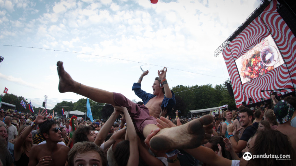 Sziget Festival 2014 (day 0) -38