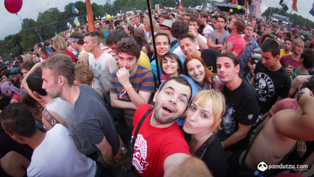 Sziget Festival 2014 (day 0) -51