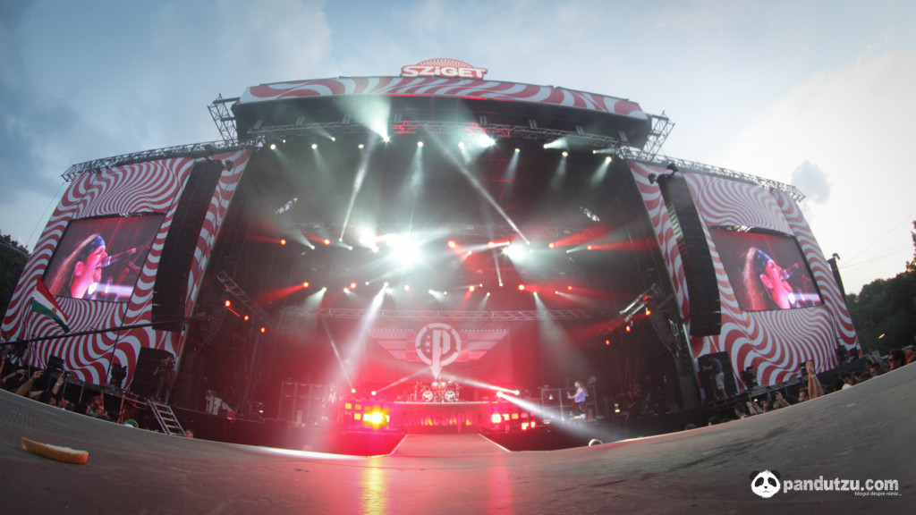Sziget Festival 2014 (day -1) -33