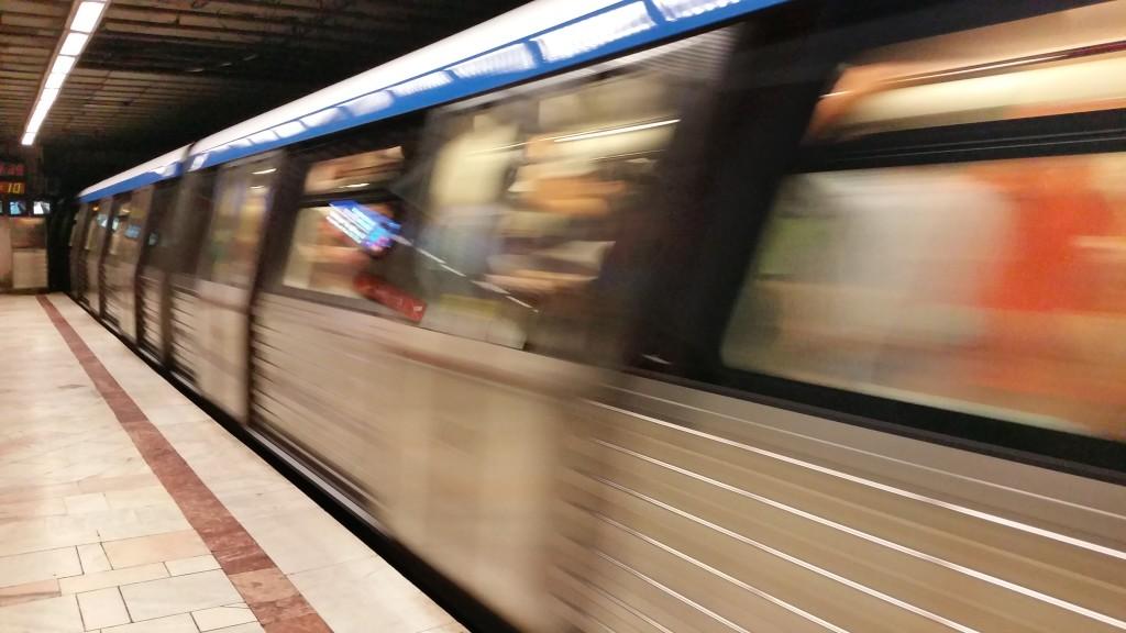 4G la Metrou