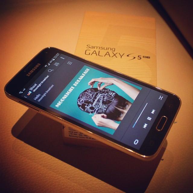 Samsung Galaxy S5 - 4G+