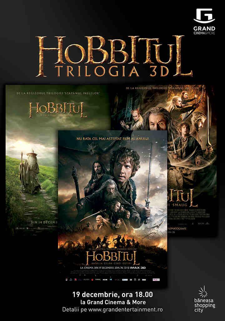 Trilogia Hobbitul