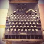 Enigma @ Muzeul Comunicatiilor si Informaticii