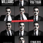 Robbie Williams in Romania 2015