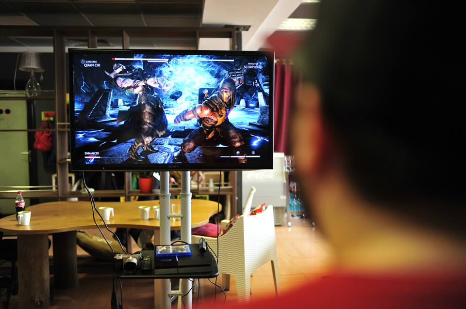 Bloggers Lan Party 7 - Mortal Kombat X