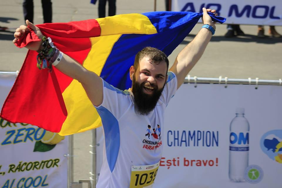 Pandutzu la Chisinau Marathon