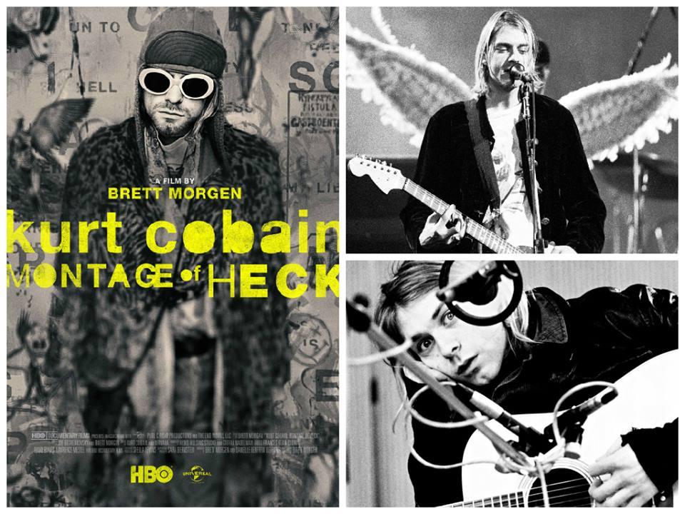 Kurt Cobain- Montage of heck