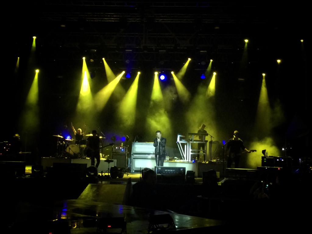 OneRepublic - Native Tour - Bucharest 2015