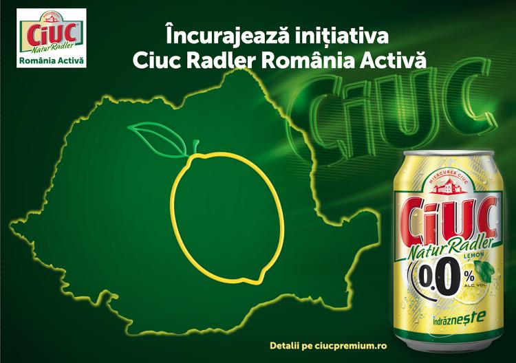 Ciuc Radler Romania Activa