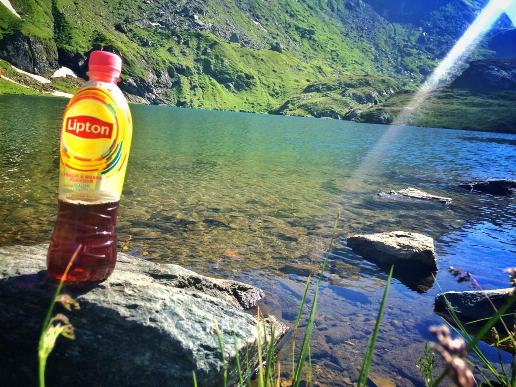 #mievara - Lipton Ice Tea - Balea Lac