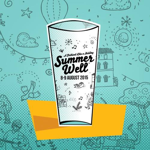 Pahar Reutilizabil - Summer Well 2015