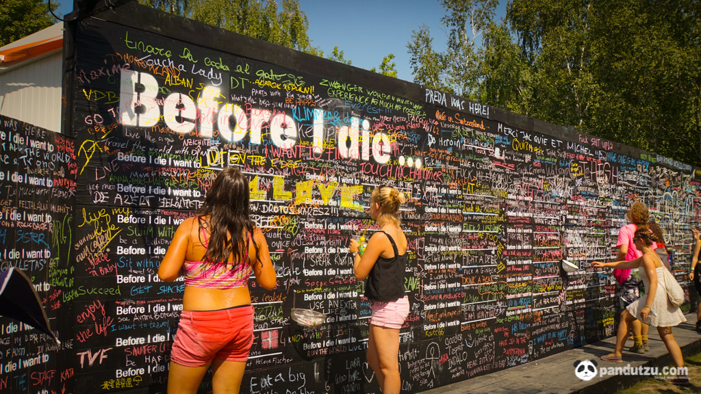 Sziget Festival 2015 - day 0-1