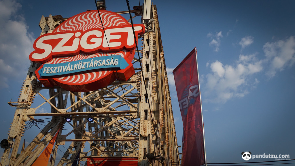 Sziget Festival Day-1-16
