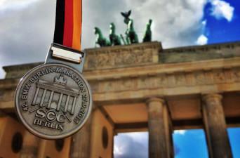 Berlin Marathon 2015 - medal-thumb