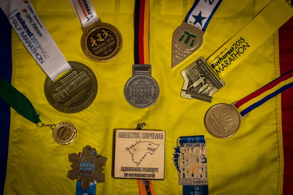 Medalii Alin Pandaru 2015
